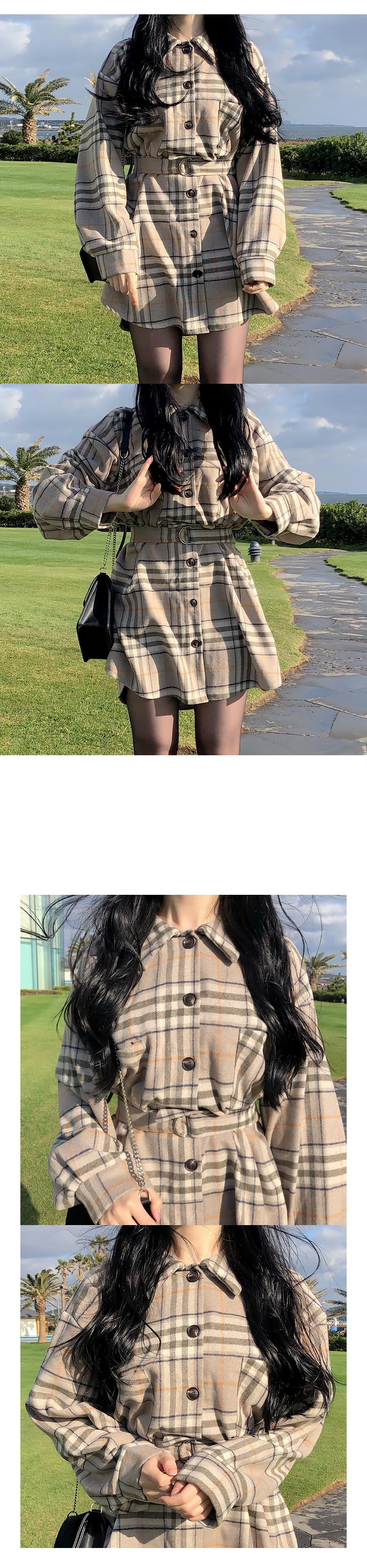 Jeanne Daily Long Wool Coat