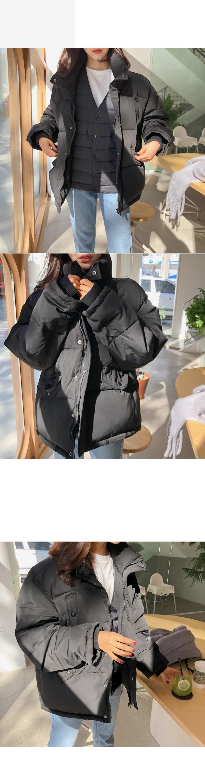 V-neck lightweight vest