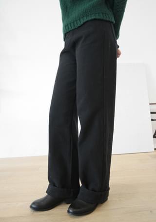 napping straight pants