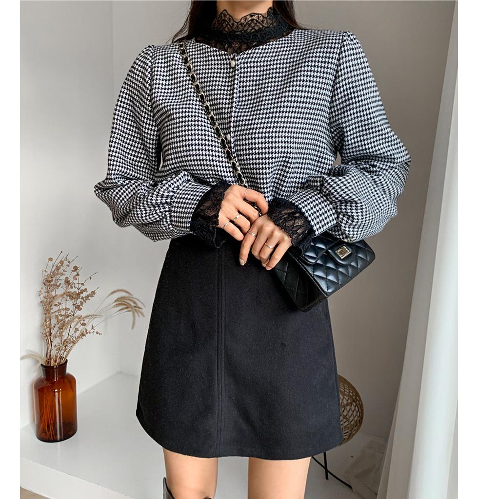 Mama incision skirt