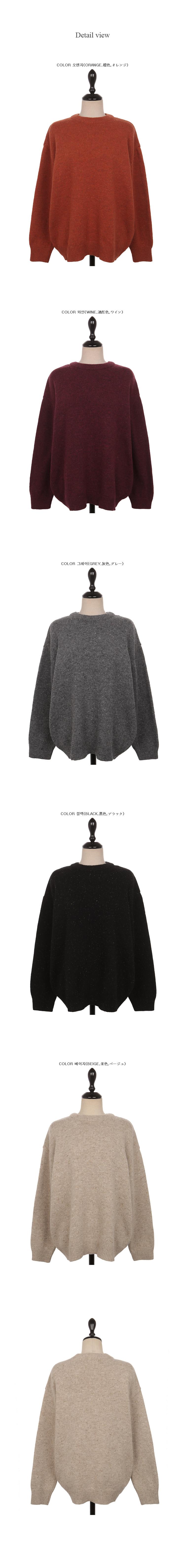Sainder knit gray