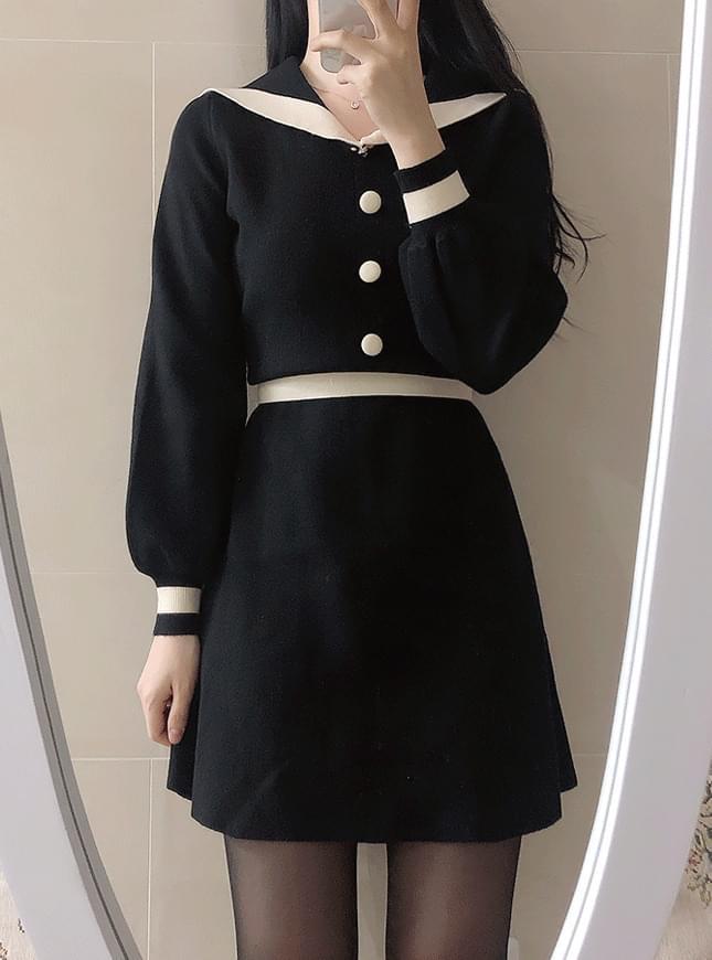 Panni Cera Knit Dress