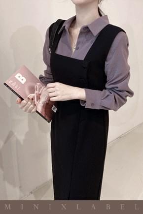 Soft winter shirt blouse