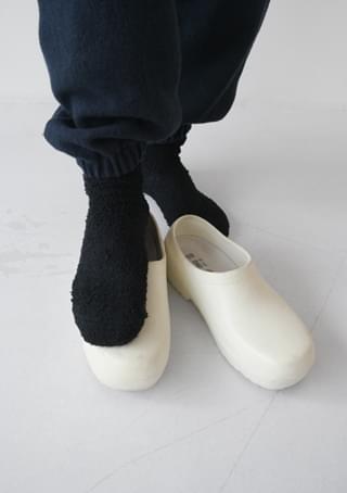 warm sleep mood socks (2colors)