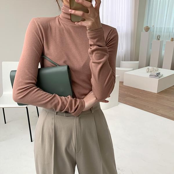 Soft Color Polati Long Sleeve