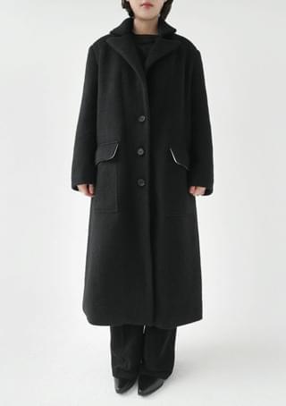 wool over warm coat