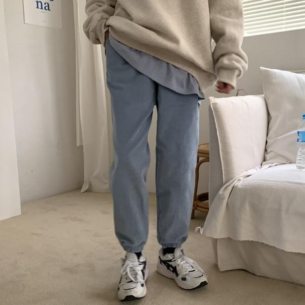 Watson Corduroy Jogger Pants