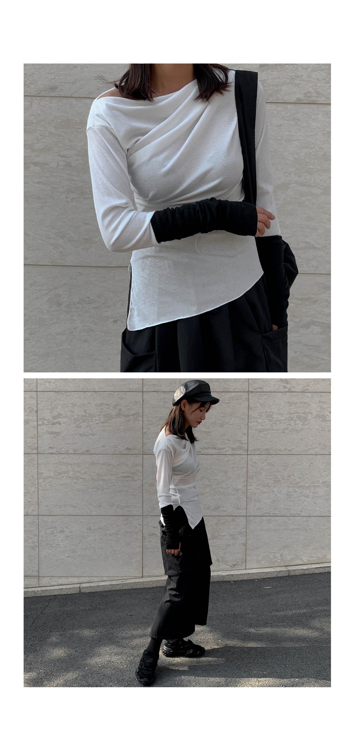 Unfooted Mond T-shirt
