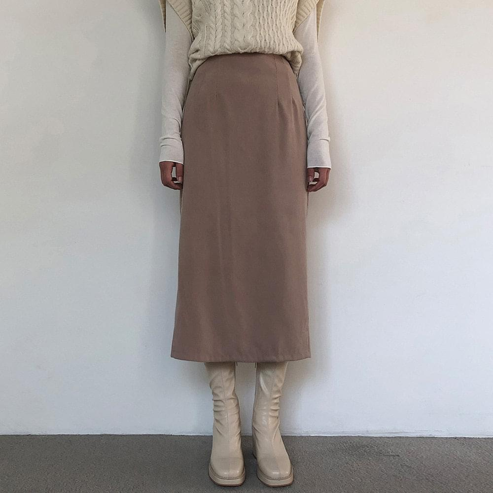Back long skirt 裙子