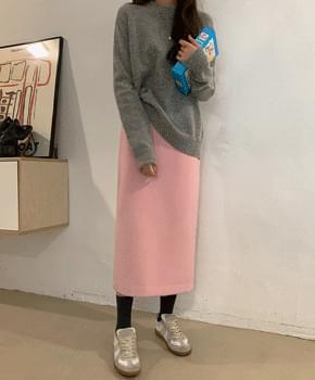 韓國空運 - Leiki Angora Knit 針織衫