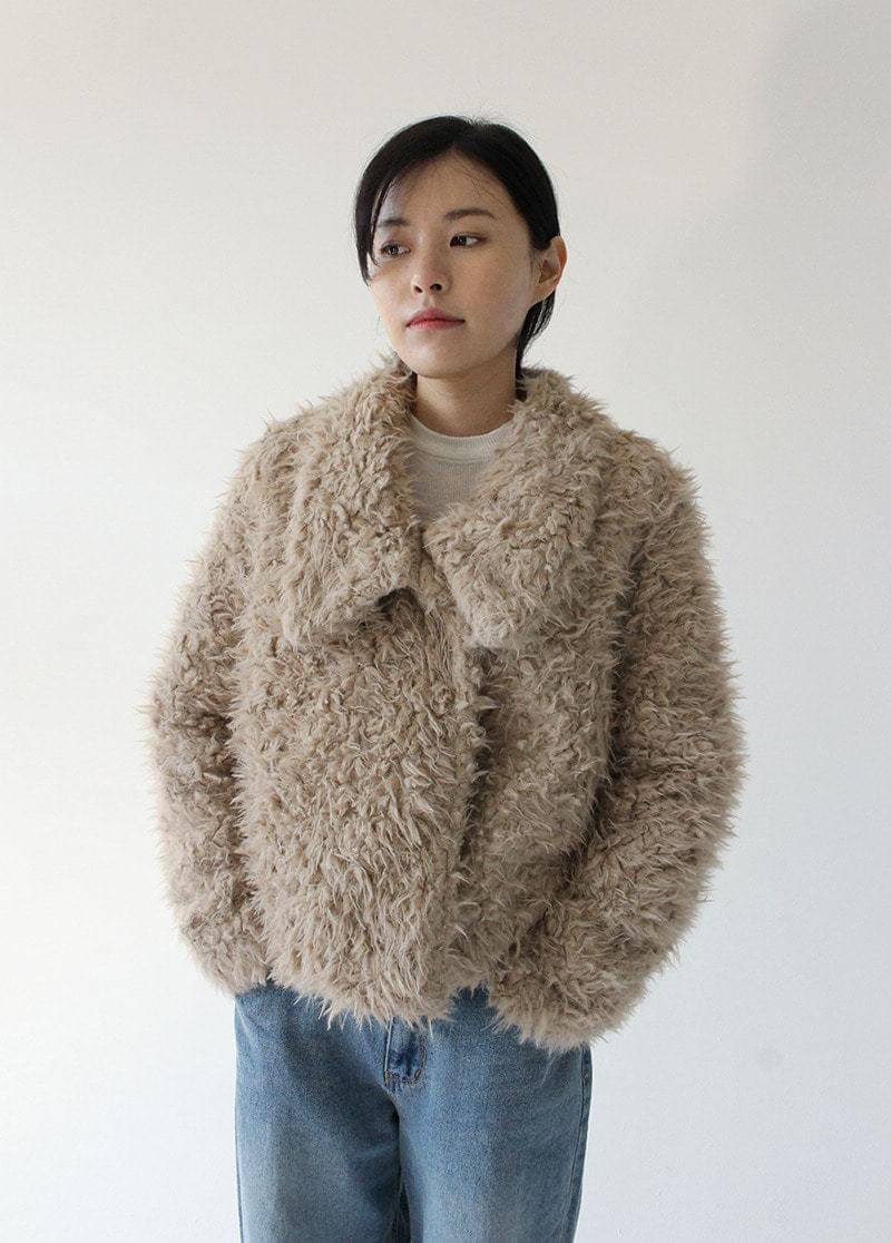 Dry Fur Jacket