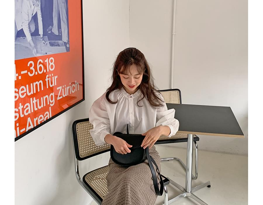 Slan daily cross bag_U (size : one)