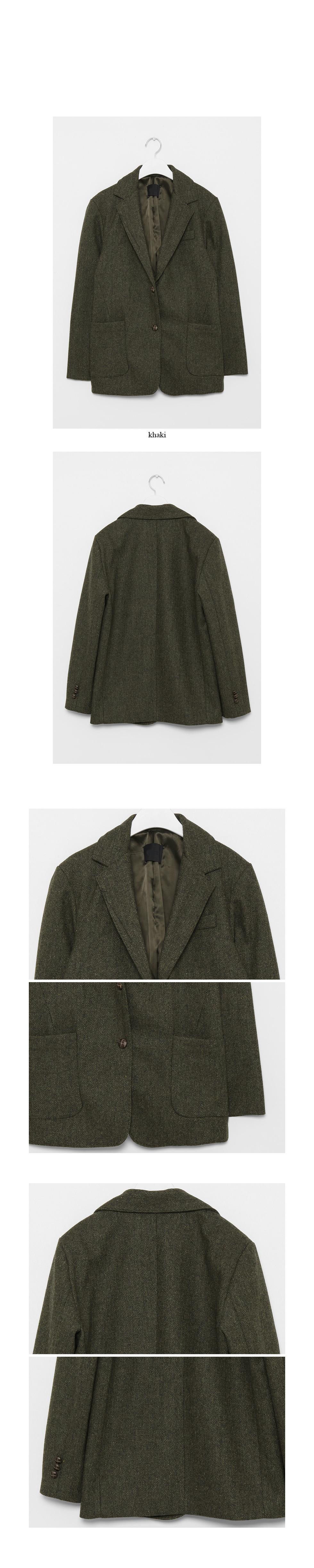 standard herringbone jacket