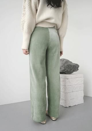 comfortable golgi banding pants