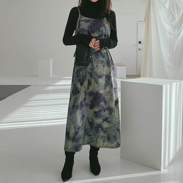 Tie Dai Mood Bustier Dress