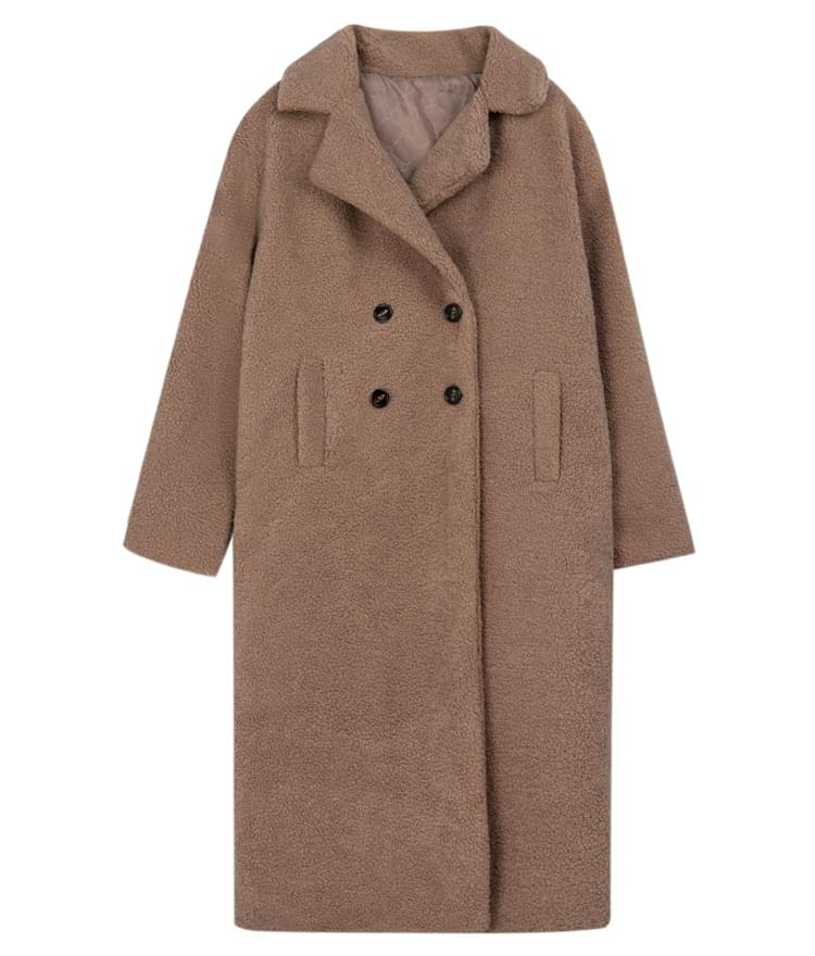 Fifi Dumble Long Coat coat