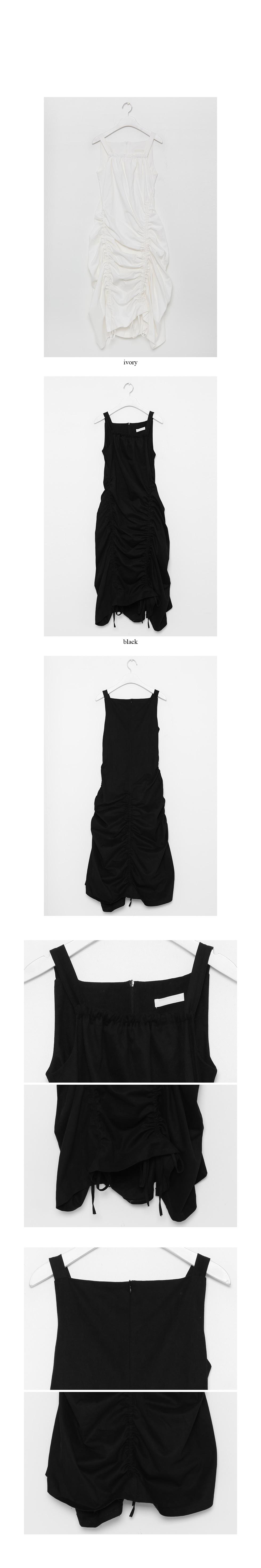 sensual drape dress