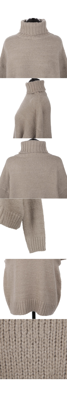 Rodimo turtle knit