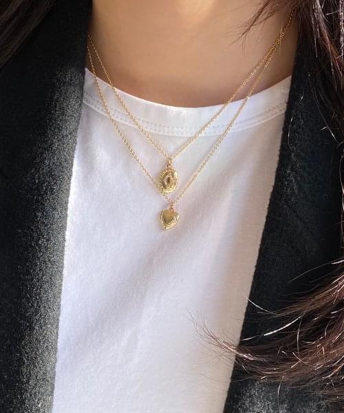 open necklace