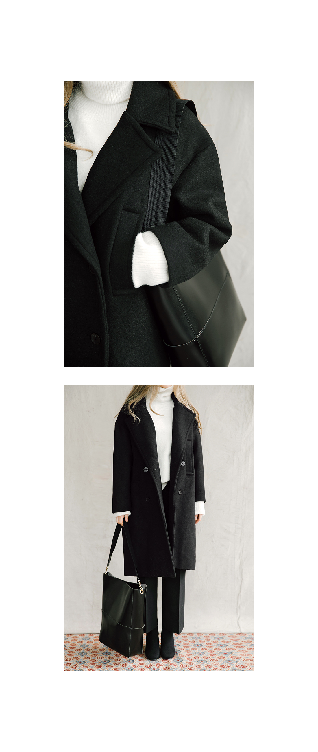 CHILLY DOUBLE COAT