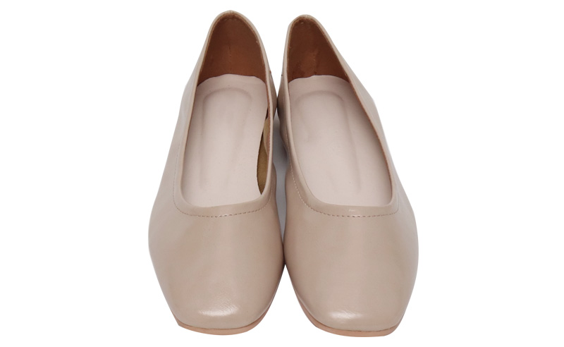 Well round flat shoes_Y