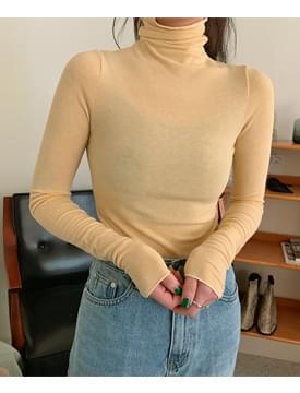 Season wool slim pola T_A (size : free)