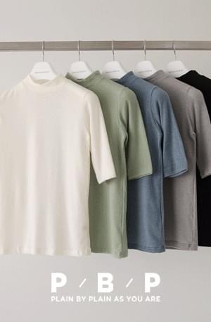PBP. Layered Half Polar T-shirt