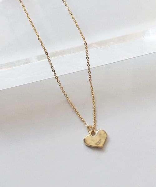 crush heart necklace necklace