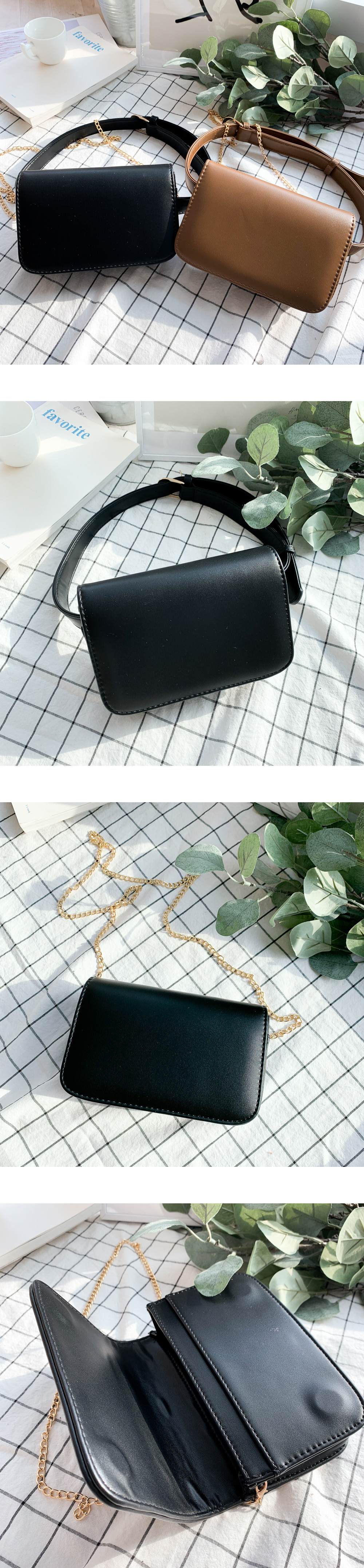 055 Mini Two-Way Shoulder Bag