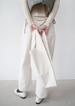 casual clean eco bag (2colors)