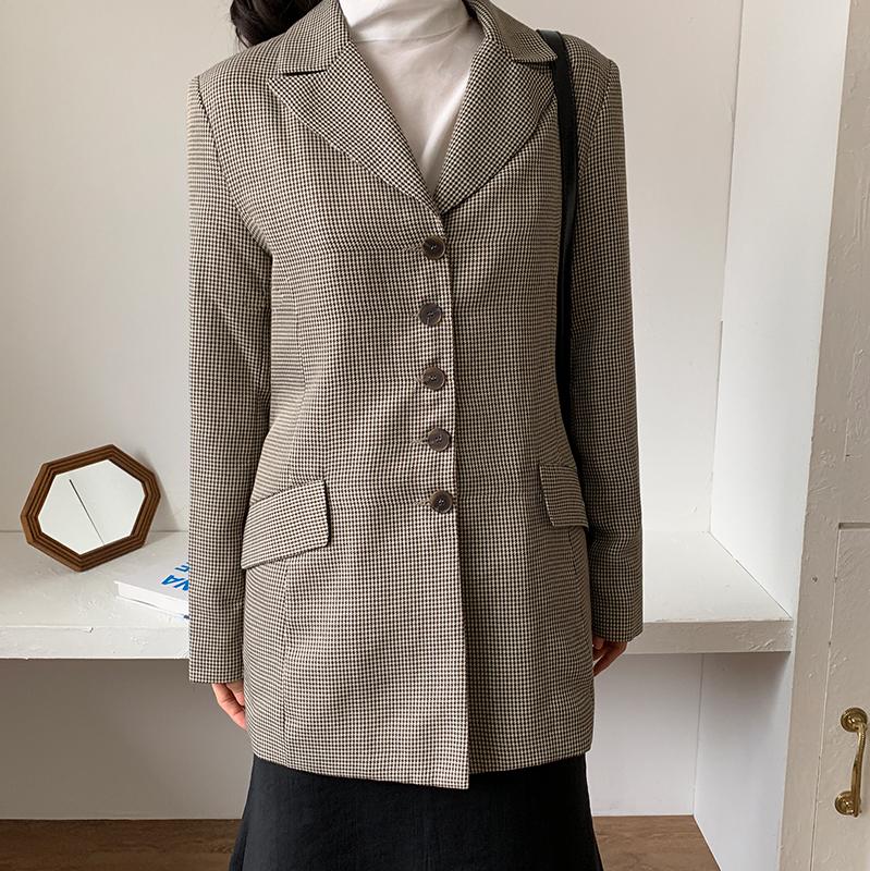 Scarf neck silky blouse_U