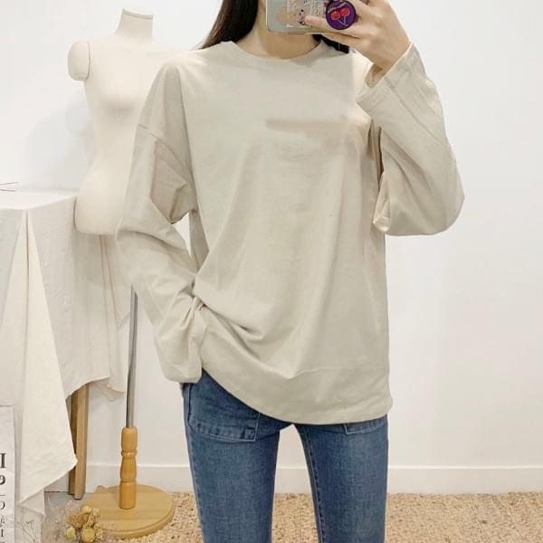 Dial's long-sleeved T-shirt