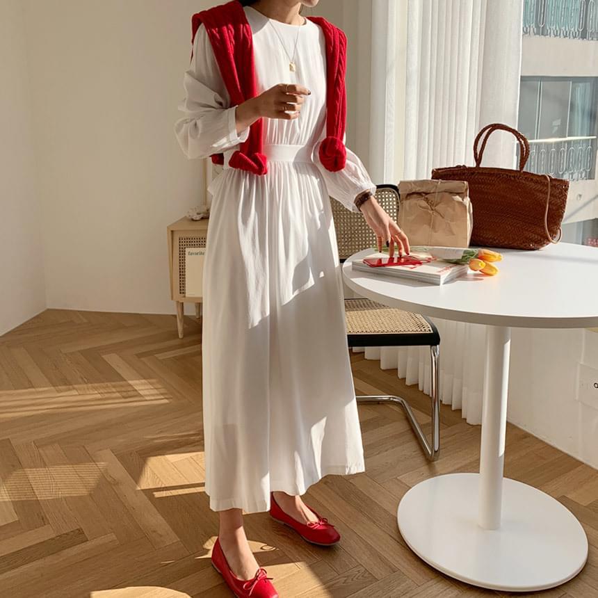 Lulu Shine Flare Long Dress