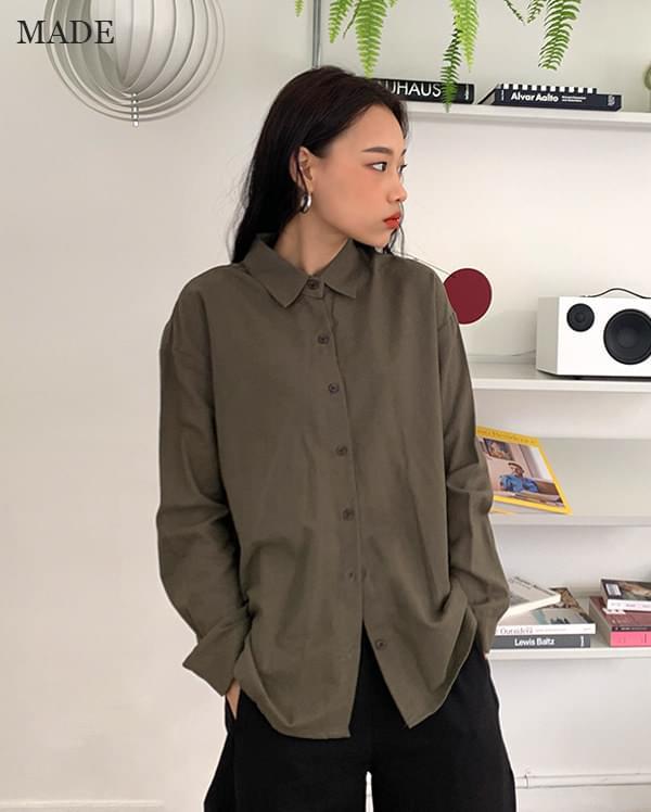 Autumn basic shirt