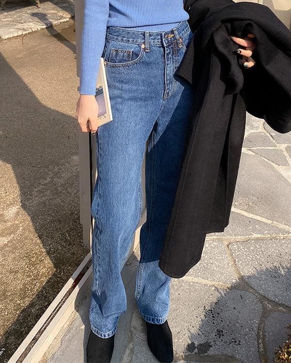 Standard Boy Fit Straight Denim Pants