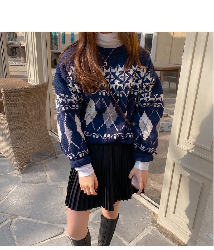 Rinco pleated mini skirt