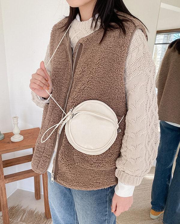 Pocket minimalist string bag