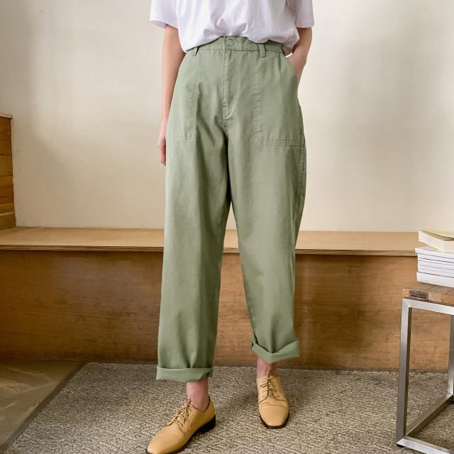 High West Wide Cargo Pants