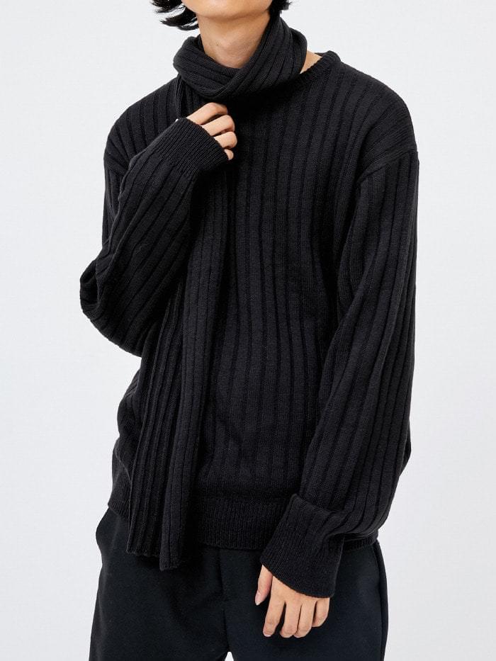 regular golgi knit (5 color) - men