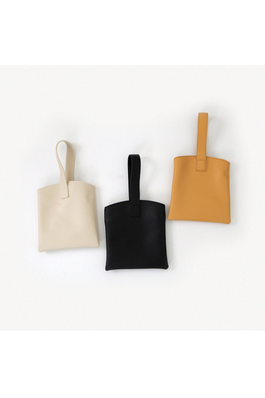 Square Handy Two-Way Bag