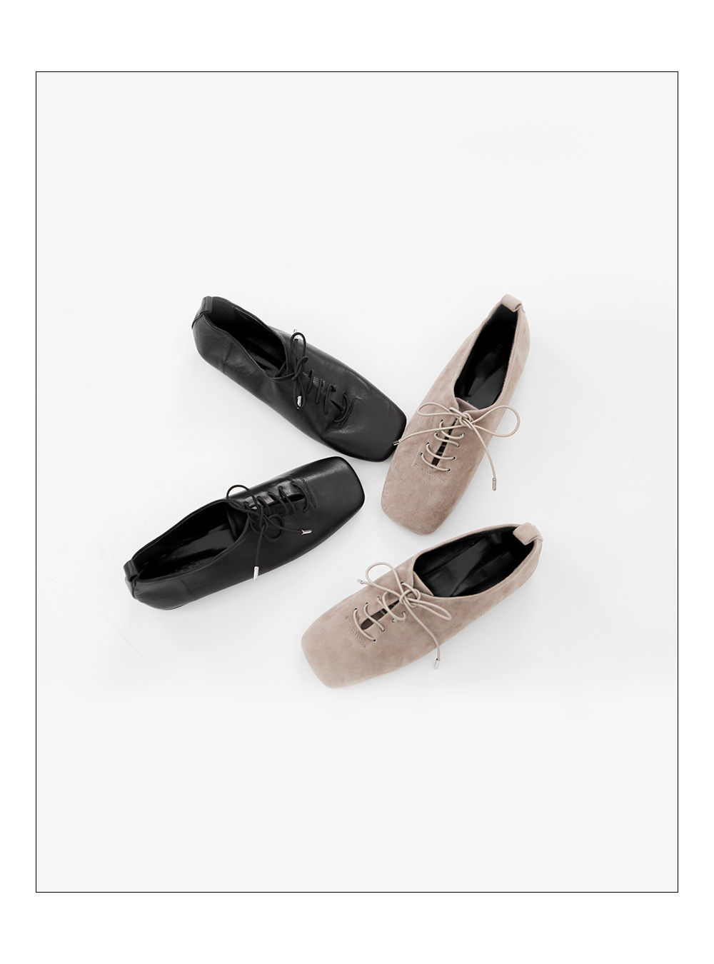 Oxford Basic Loafers