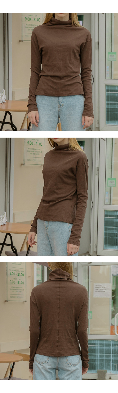 Celine highneck t-shirt