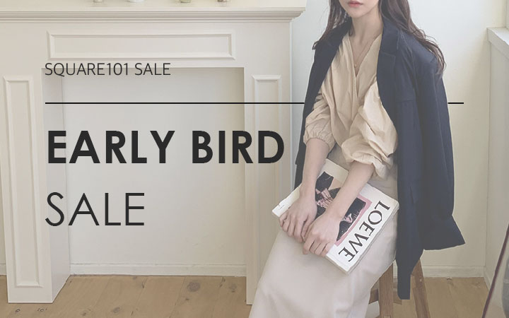 SQUARE101 EARLY BIRD SALE