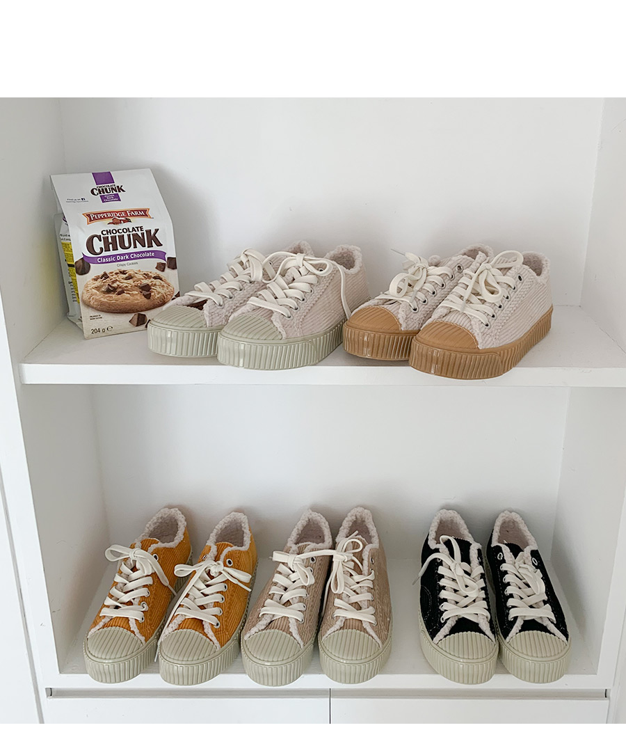 Bubble Golden Sneakers