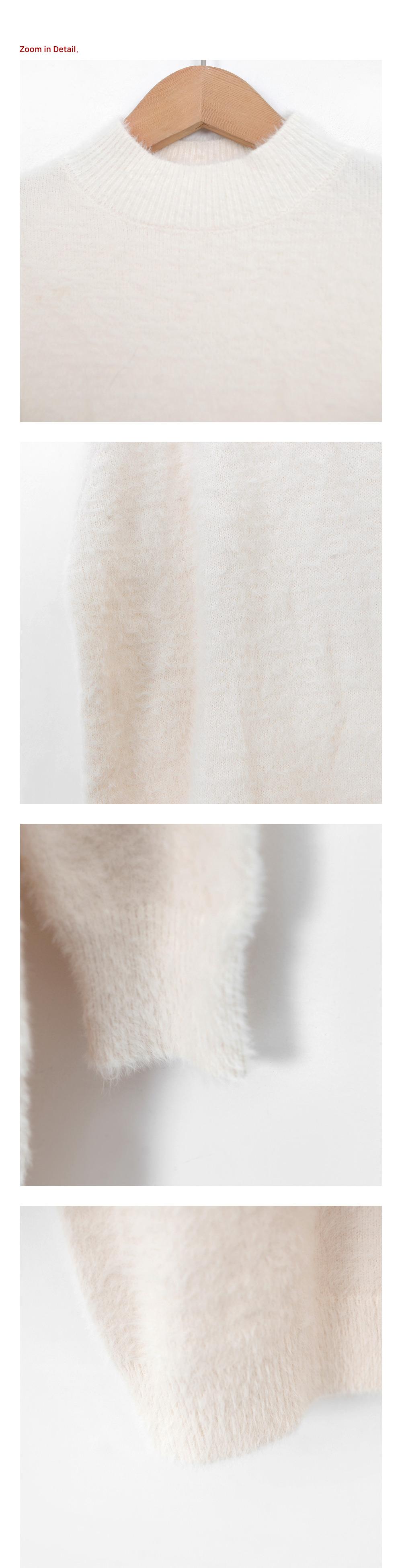 Candy Half Polar Knit