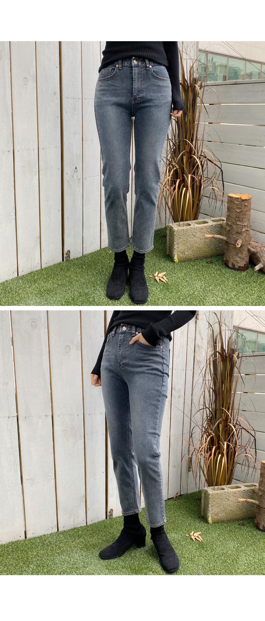 Hyde slim straight pants