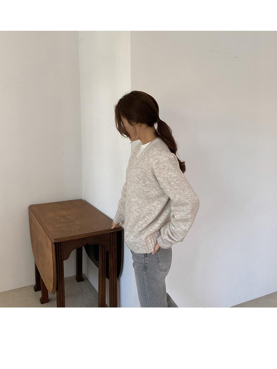 Meli Herashi V Neck Knit