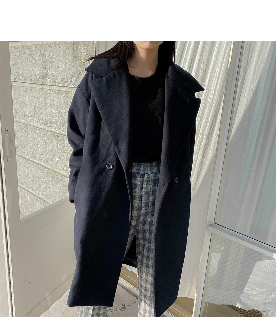 Mood Gown Long Coat