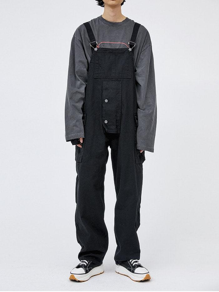 cotton overalls (2 color) - men