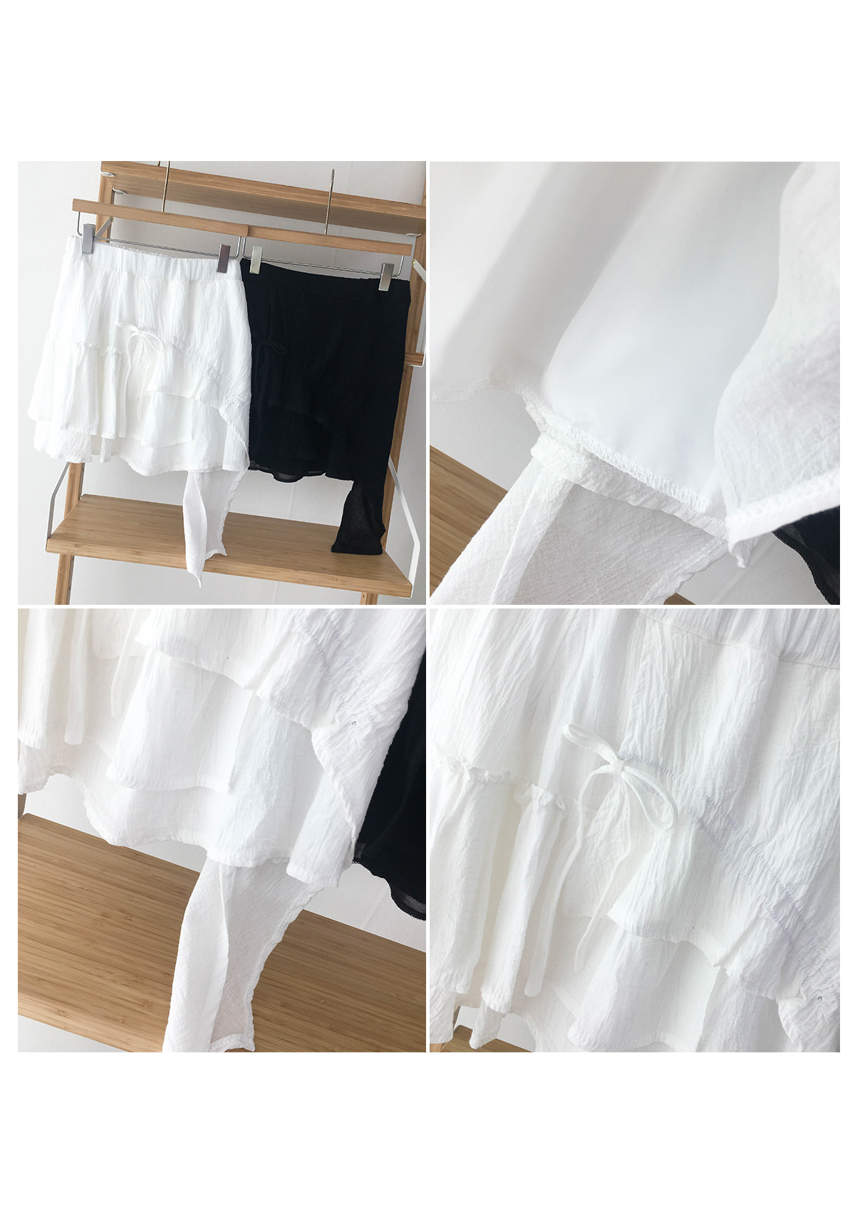 Unfoot Melting Mini Skirt